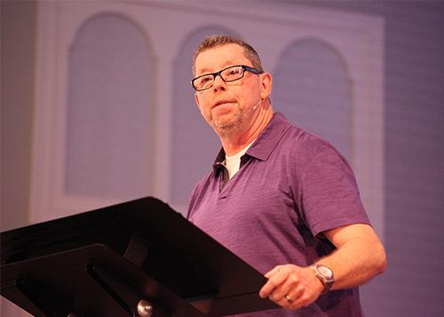 pastor ronnie caswell