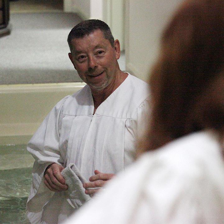 baptism at forestpark